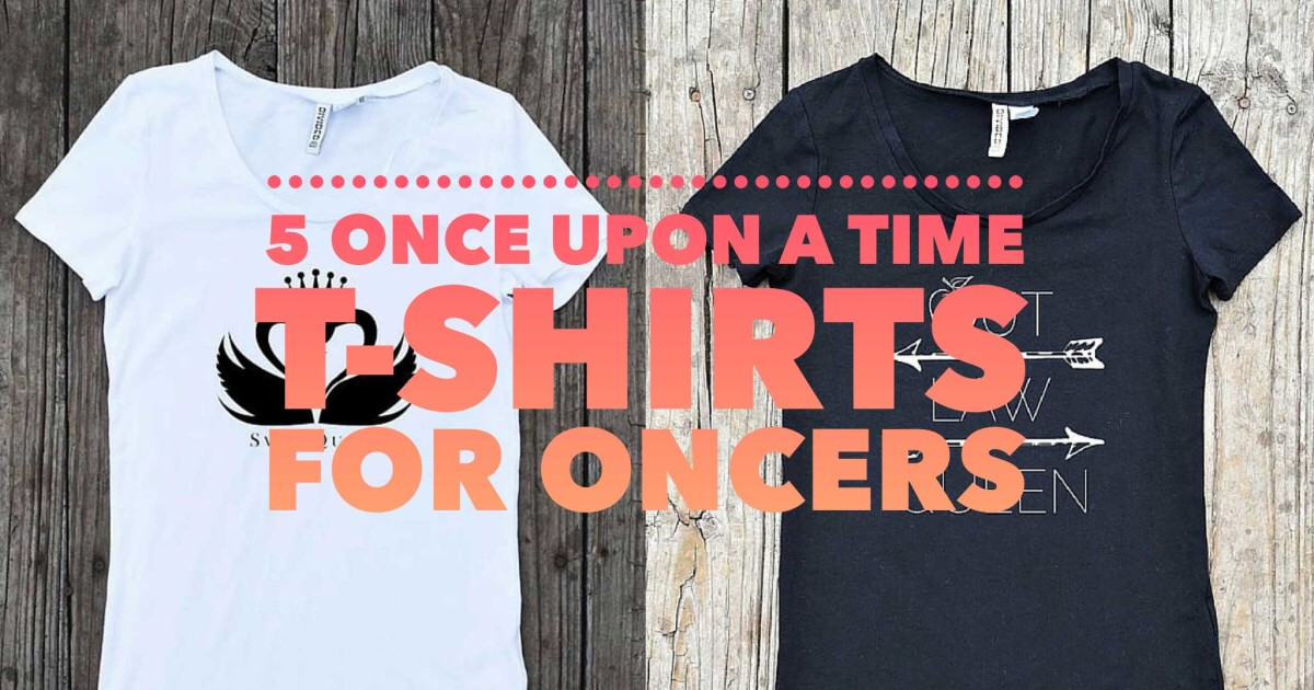 Once Upon A Time T-Shirts