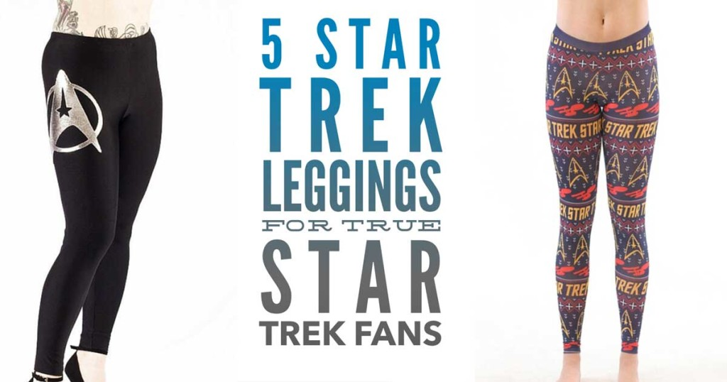 Star Trek Leggings