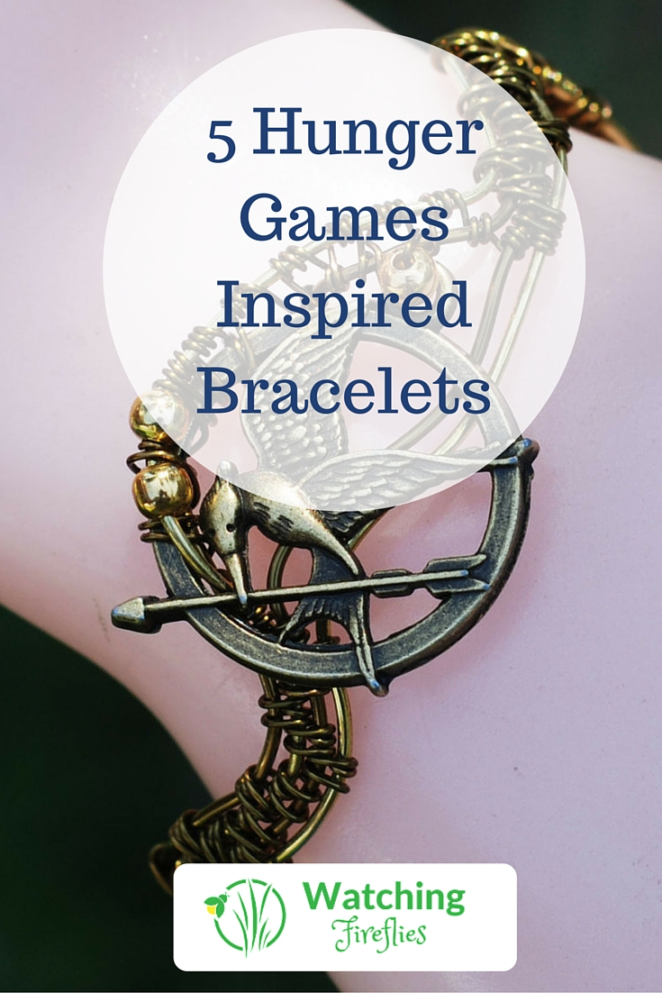 5 Hunger Games Inspired Bracelets