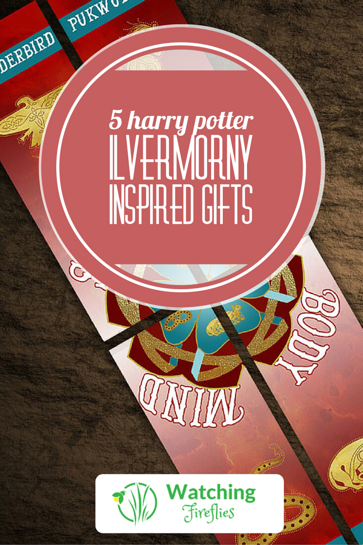 5 Ilvermorny Gifts Pinterest