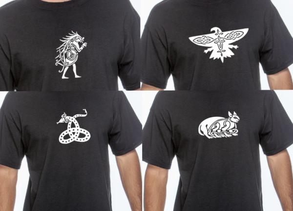 Ilvermorny House T-Shirts
