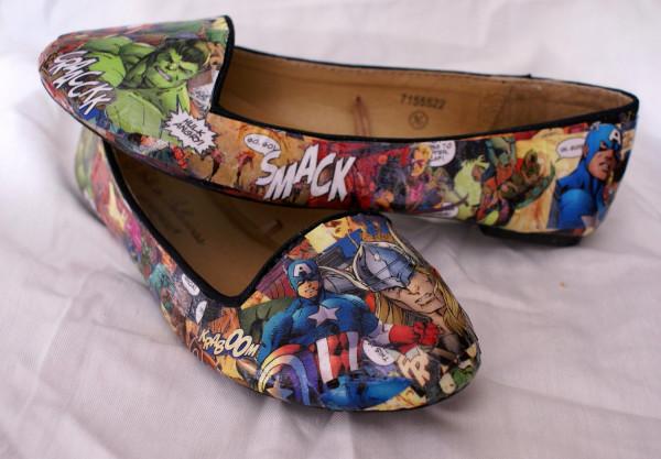 Avengers Flats