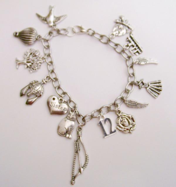 District 12 Charm Bracelet