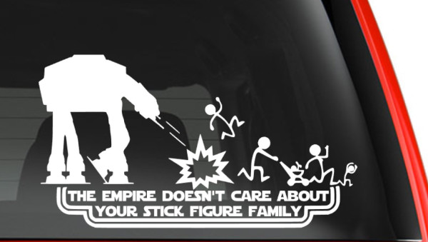Empire Doesn't Care About Your Stick Figure Family
