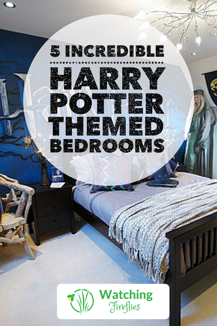 5 Incredible Harry Potter Inspired Bedrooms