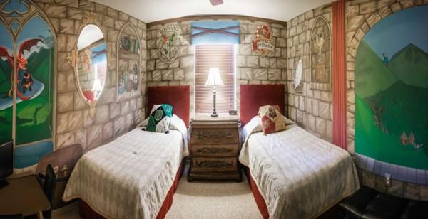 Hogwarts Castle Room
