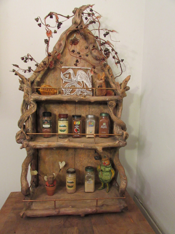Lord of the Rings Spice Rack