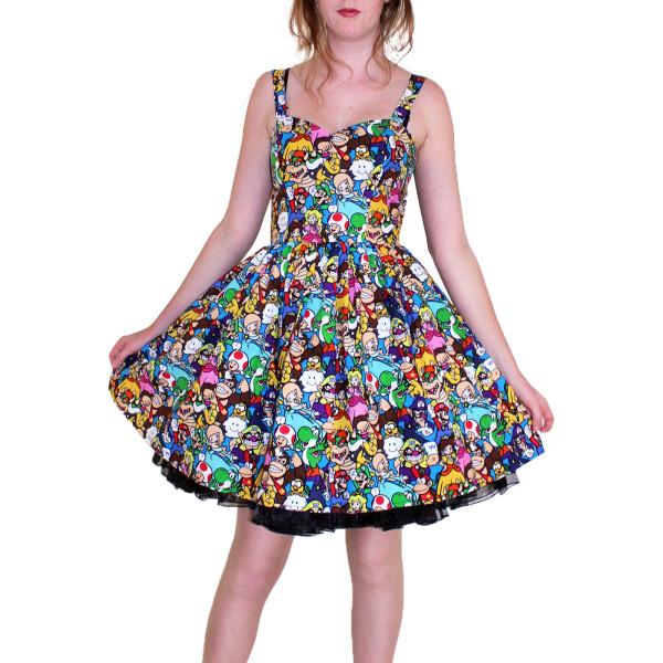 Super Mario Character Dress