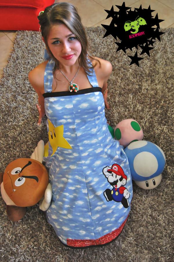 Epic Super Mario Dress