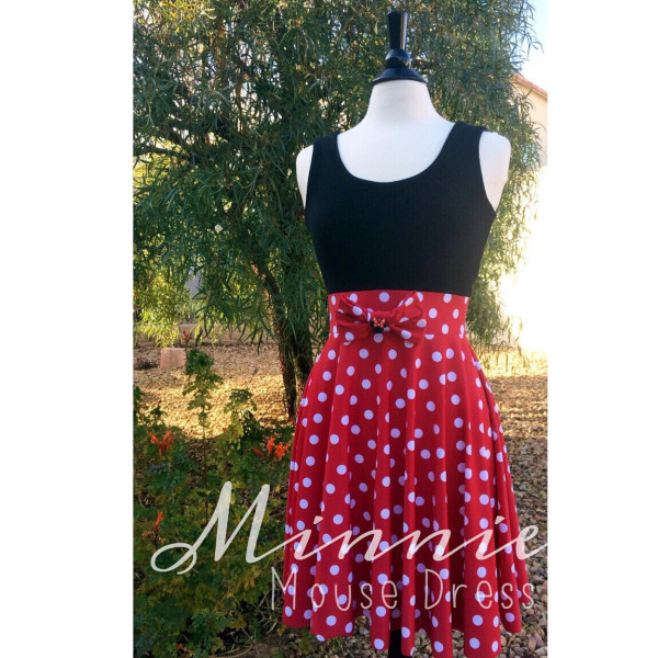 Minnie Mouse Sweetheart Dress