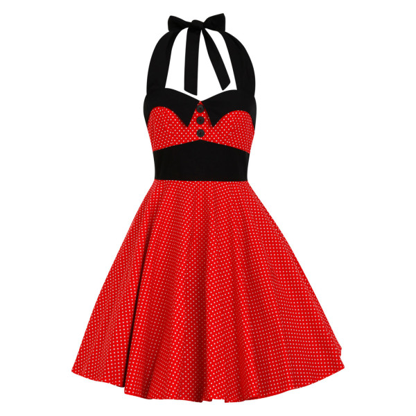 Minnie Mouse Rockabilly Dress