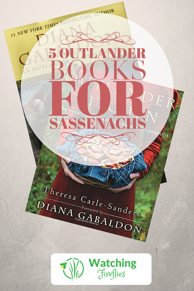 5 Outlander Books For Sassanachs