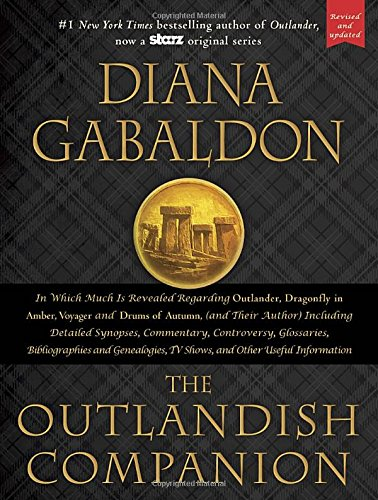 Outlander Companion Book