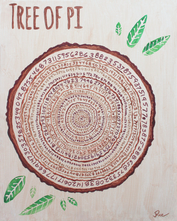 Tree Of Pi