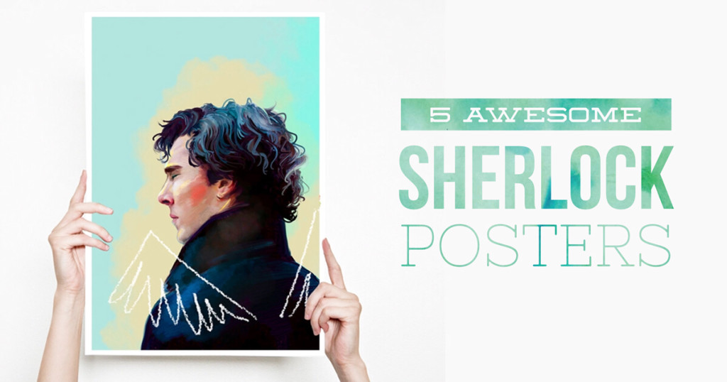 5 Awesome Sherlock Posters