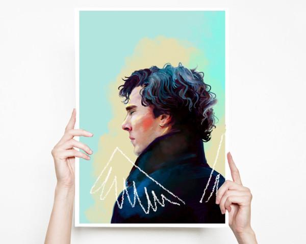 Sherlock with Wings