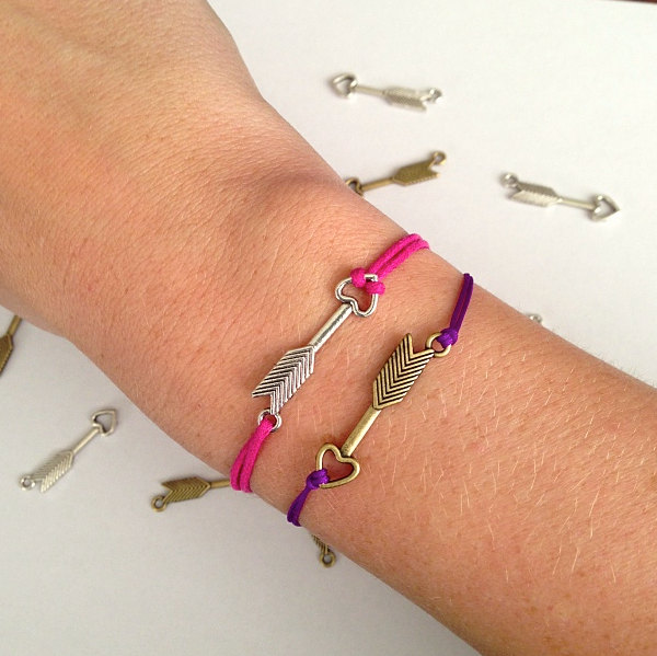 Simple Arrow Bracelet