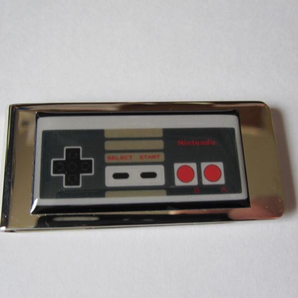 Vintage Nintendo Controller Clip
