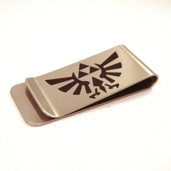 Legend of Zelda Money Clip