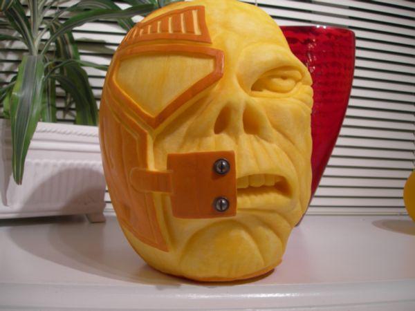 Borg Pumpkin