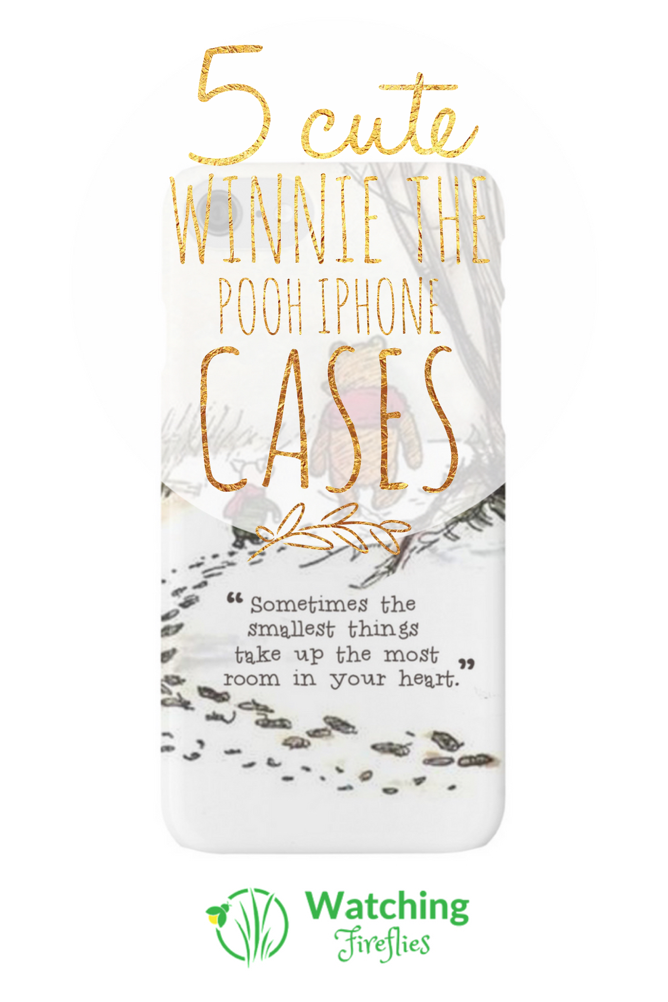 5 Cute Winnie The Pooh IPhone Cases Pinterest