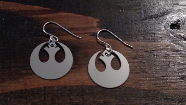 Rebel Alliance Earrings