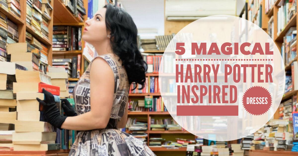 5 Magical Harry Potter Dresses