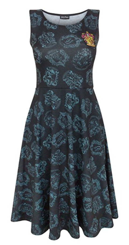 Hogwarts Houses Skater dress