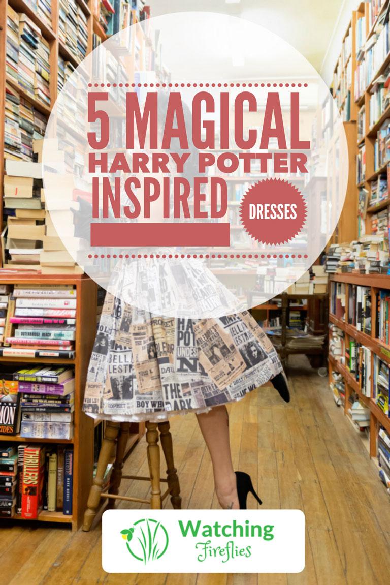 5 Magical Harry Potter Dresses Pinterest