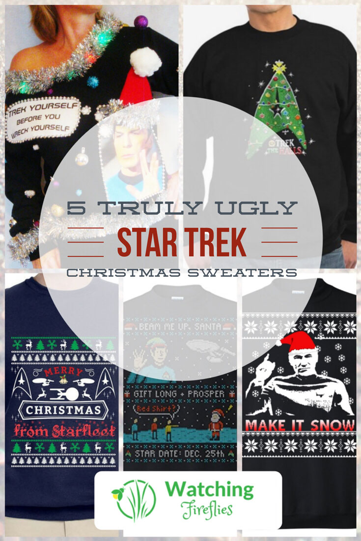 c36e9e133b4d7b 5 Truly Ugly Star Trek Christmas Sweaters