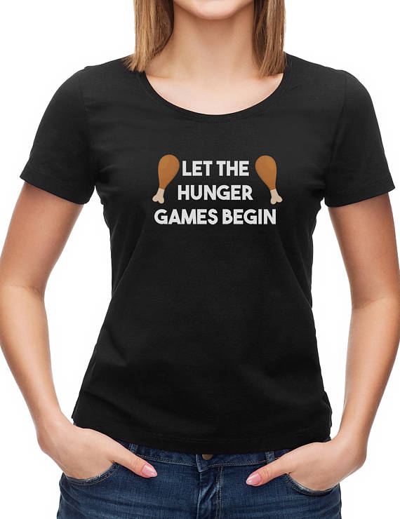 Let The Hunger Games Begin T-Shirt
