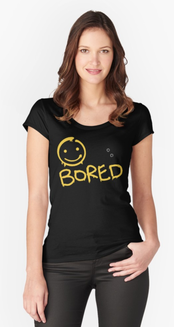 Bored Sherlock T-Shirt