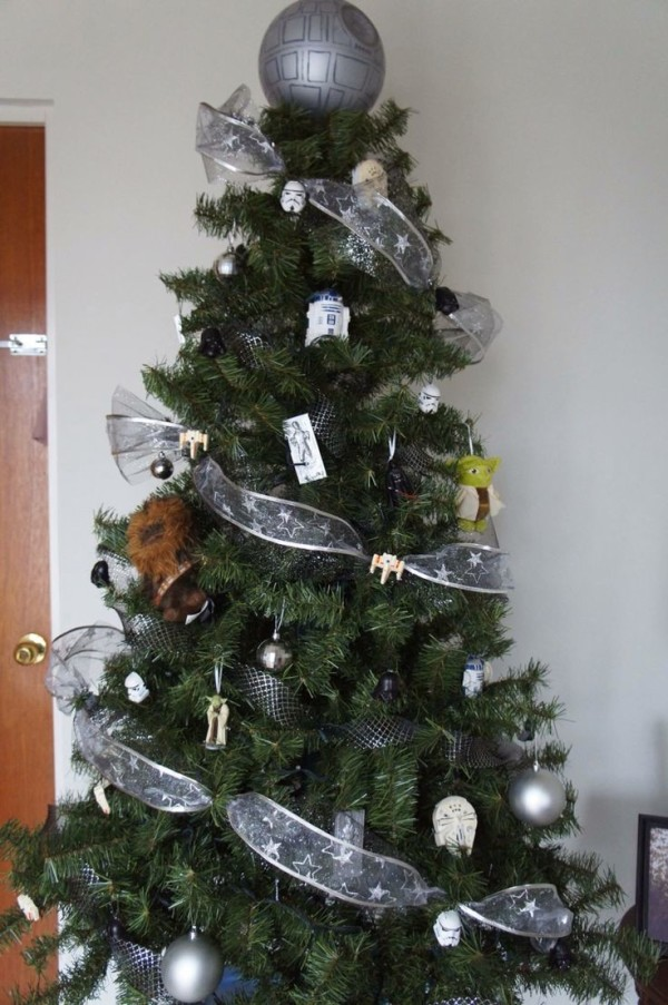 Death Star Star Wars Christmas Tree
